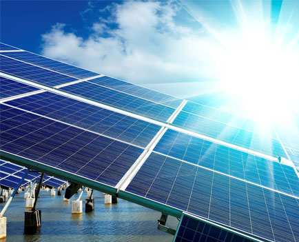 Solar energy for agriculture and irrigation purposes